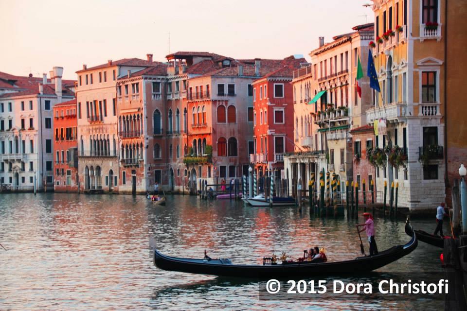 Venice Facts by Dora Christofi