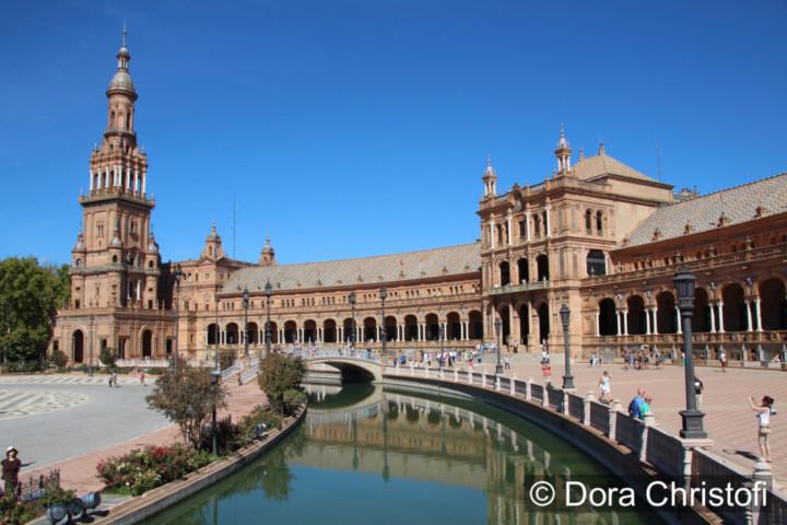 Plaza de Spana, Seville