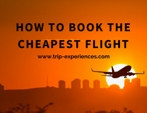 10+1 Tips on how to book the cheapest flight