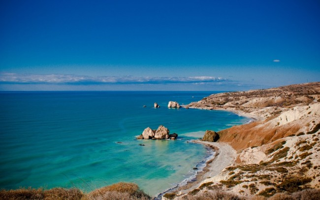 Petra Tou Romiou by disparkys @ https://www.flickr.com/photos/sparkys/