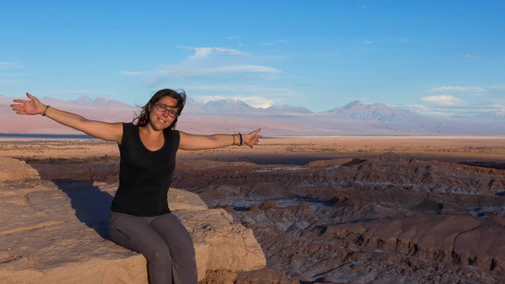 Women traveling solo realities - Laia from Dream Travel Girl