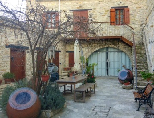 Cyprus Vavla Rustic Retreat: A Traveller's Review