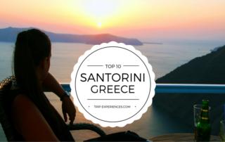 Santorini 10 Top