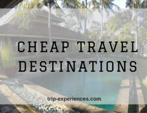 4 Cheap Travel Destinations