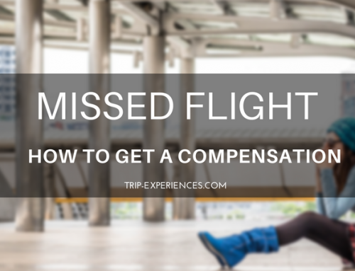 Missed Flight: Find out how to get Flight Compensation