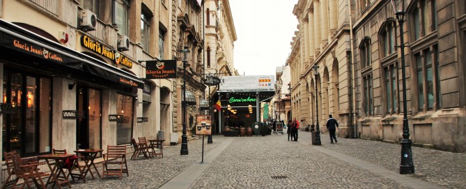 Trip Experiences - Bucharest