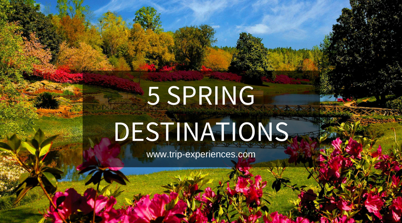 Spring Europe Travel Destinations