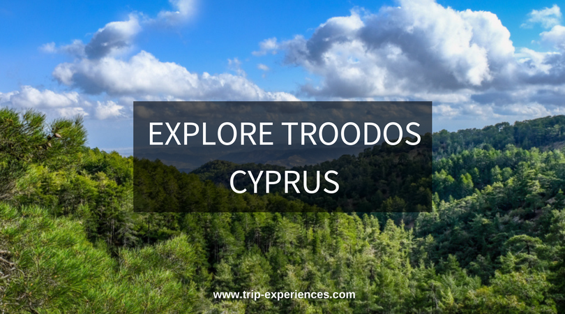Exploring Troodos Mountains, Cyprus