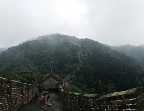 The Great Wall of China – Mutianyu