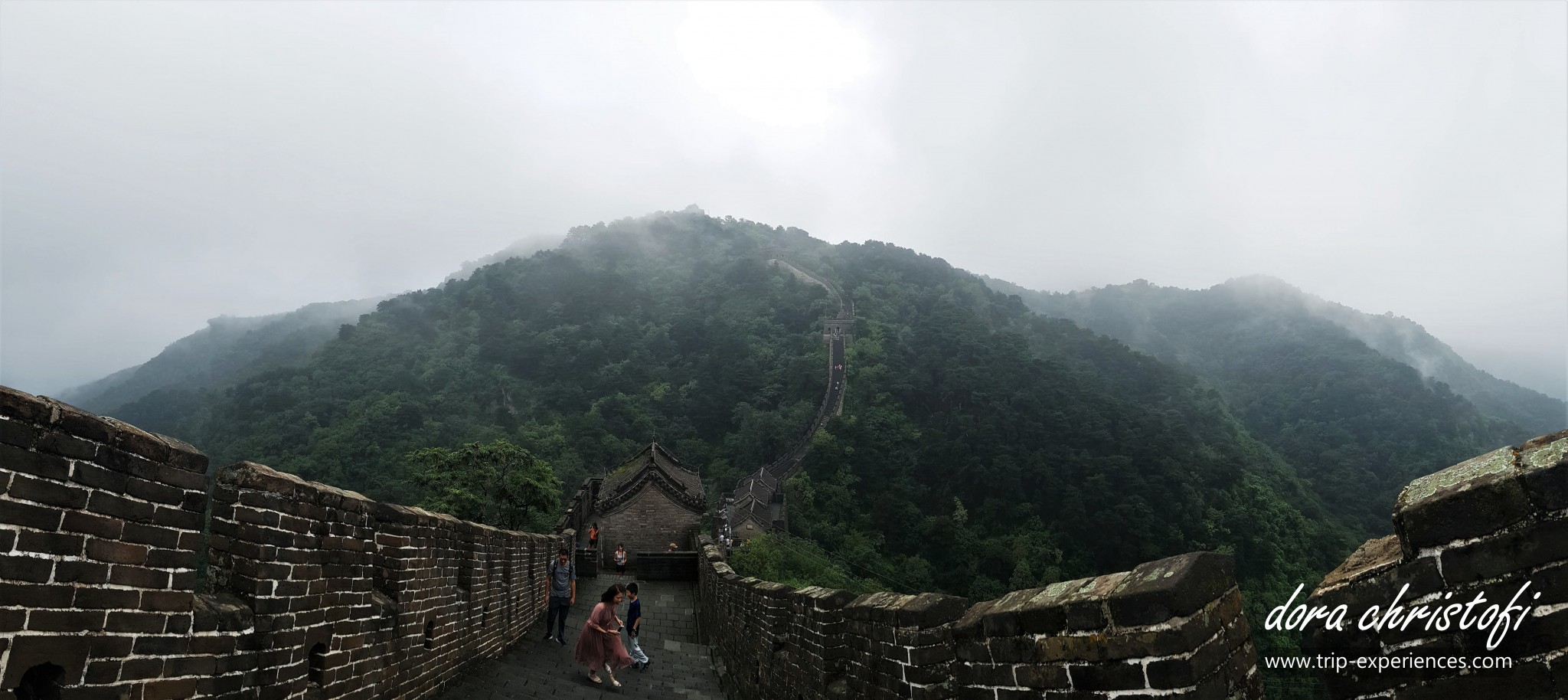 Mutianyu Great Wall - China