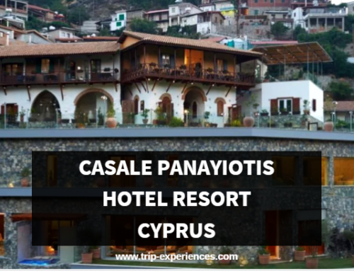 Casale Panayiotis: A luxury resort located in the mountains