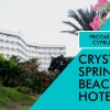 Crystal Springs Beach Hotel: Warm Top Service Hotel